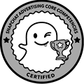 snapchat certified